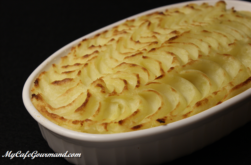 Golden Baked Мashed Potatoes
