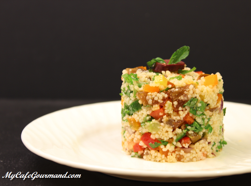 Vegetarian Tabbouleh salad