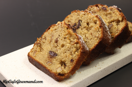 Almond Flour Banana Bread